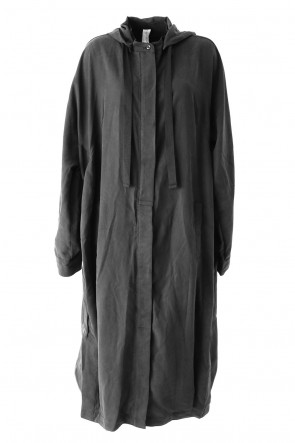 AF ARTEFACT 17-18AW Hooded Long Shirts One Piece AL-1100