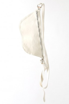 Guidi BASIC Body Bag Soft Horse Full Grain - Q10 - WHITE