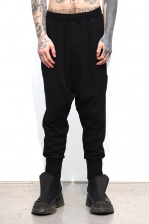 NILøS 19-20AW SIDE TAPE CROTCH PANTS