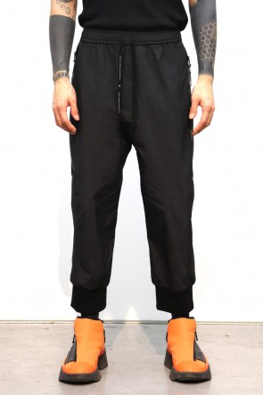 NILøS 19-20AW SIDE ZIP WIDE TRACK PANTS