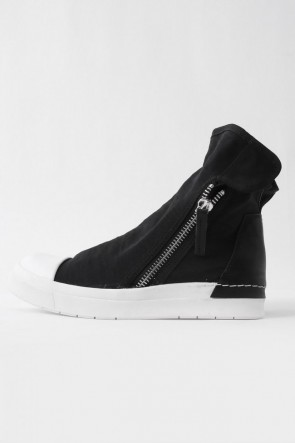 CINZIA ARAIA 17SS 17SS NYCER Side ZIP Flap Sneakers