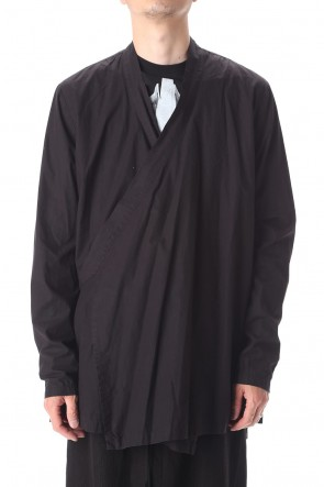 JULIUS 20-21AW HAORI SHIRT
