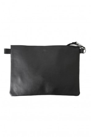 DIET BUTCHER SLIM SKIN 17-18AW Vachetta leather musette bag