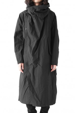 JULIUS 18SS COVERED MODS COAT - JULIUS