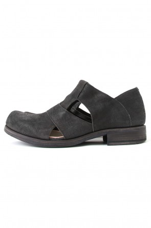 individual sentimentsCow Leather Sandal IS_S27_OU_VA2