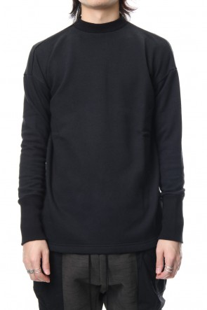 RIPVANWINKLE 19PS Trainer L/S BLACK R+056