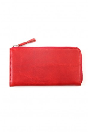 cornelian taurus 20SS tower wallet Red