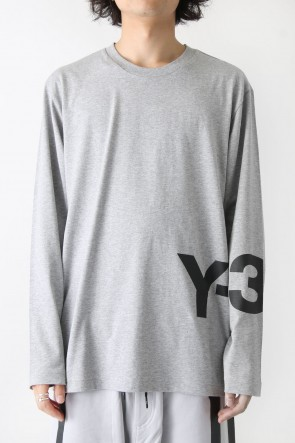 Y-3 17-18AW Classic Tee