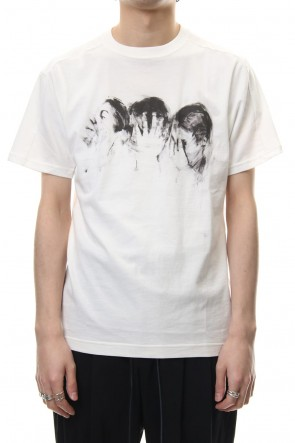The Viridi-anne 19SS Patricia March Front print T-shirt ver.1