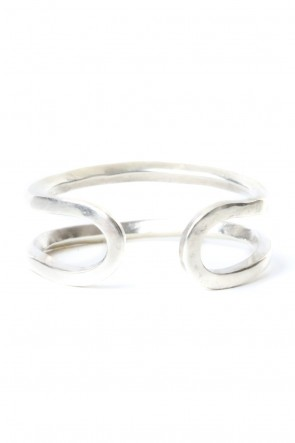 iolom Classic Two Line Ring - io-01-014