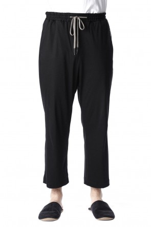 H.R 6 20SS Classic Baggy Pants Black for men