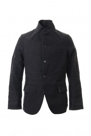 Bergfabel 20SS Tyrol Jacket Charcoal Navy