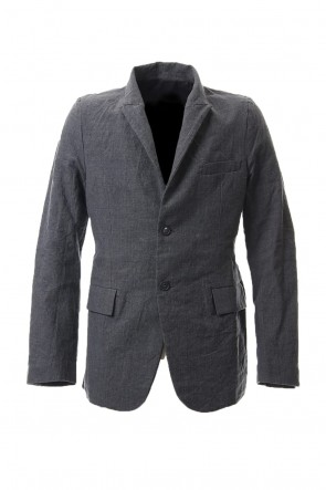 Bergfabel 20SS Summer jacket Navy Gray