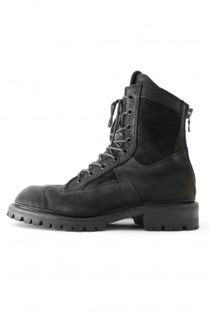 JULIUS 17PS 17PS Combat Boots