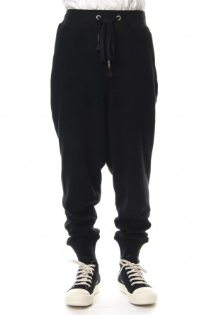 LEON LOUIS 18-19AW Crotch Sweatpants