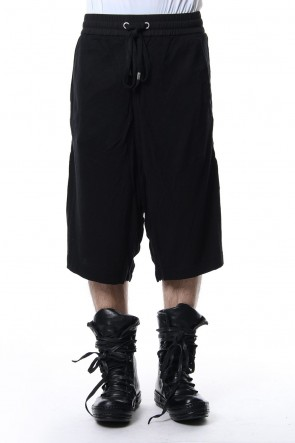 LEON LOUIS 18SS MOFF CROTCH SWEAT SHORTS