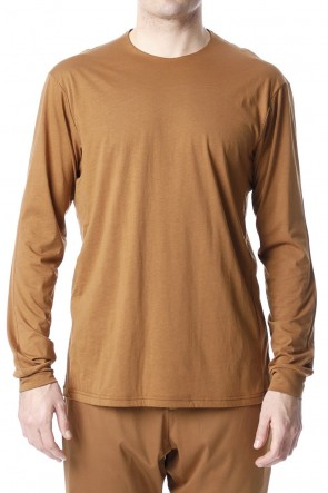 H.R 6 20SS Classic Long sleeve Camel for men