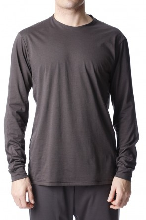 H.R 6 20SS Classic Long sleeve Gray for men