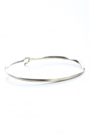 WERKSTATT:MÜNCHEN Classic BANGLE SIDE HOOK TWISTED