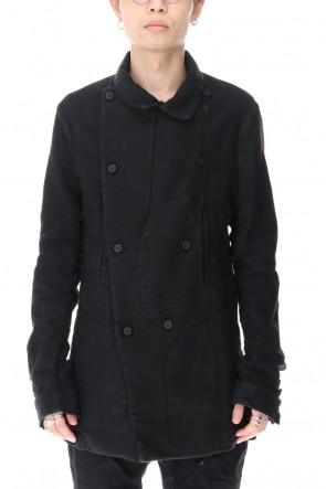 masnada 20-21AW TAPED PEA JACKET