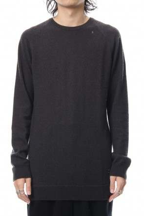 DEVOA 18-19AW Knit long sleeve  cashmere