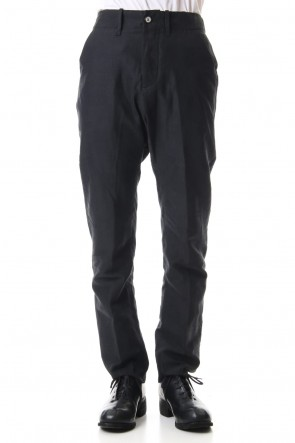 Bergfabel 20SS  Tyrol Pants Slim Charcoal Navy