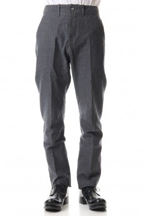 Bergfabel 20SS Tyrol pants slim Navy Gray
