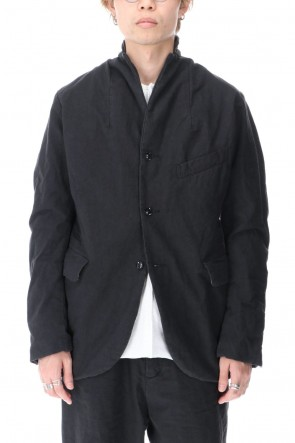 GARMENT REPRODUCTION OF WORKERS 20-21AW Pauvre Jacket Noir
