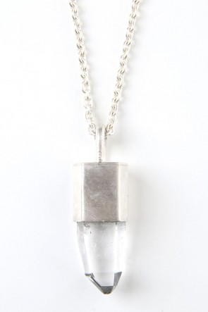 Parts of Four 19-20AW Talisman Necklace (Lemurian Laser, MA+LEM)