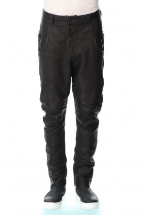 RIPVANWINKLE 21PS Leather Jeans