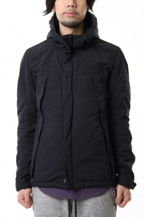 RIPVANWINKLE 19-20AW NEW MOUNTAIN PARKA Graphite