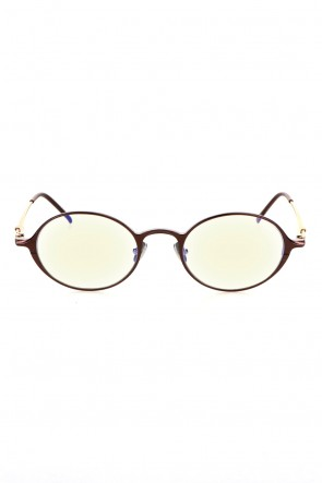 RIGARDS 21SS RG0103AL Metalloid Bronze Textured Clear Lens