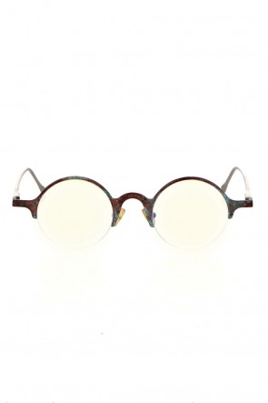 RIGARDS 21SS RG0131CU Copper Vintage Rust Patina Clear Lens