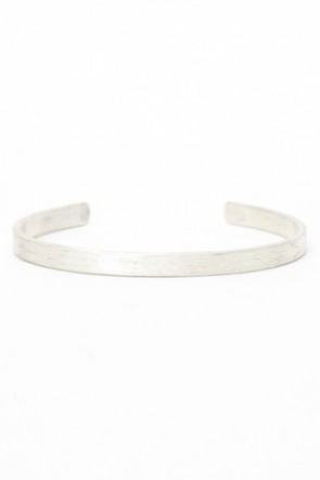 iolom Classic Silver Bangle 033
