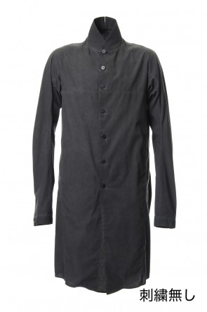 SADDAM TEISSY19SSCold die broad long shirt - ST102-0079S