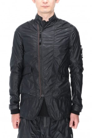 D.HYGEN 21SS Carbon coated nylon jacket