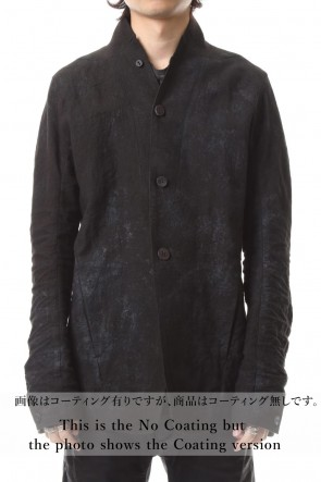 SADDAM TEISSY 20SS Hand Dye Linen Tailored JKT