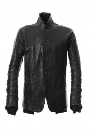 SADDAM TEISSY 19-20AW Limited Japan calf leather jacket - ST105-0029A