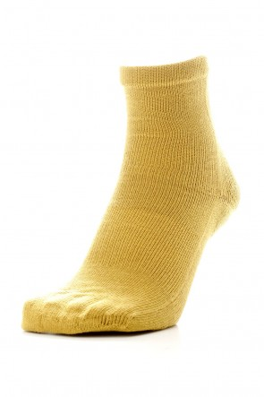 STAGUE ONE Classic STAGUE ONE Socks 005 Mustard