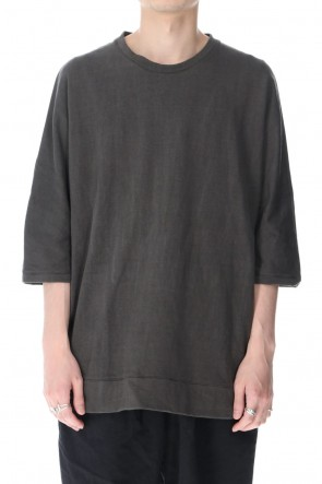 ware Classic Mini Fleece Half Dolman Sleeve T-shirts Sumi