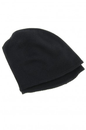 DEVOA 19-20AW Knit cap double layer