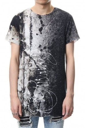 FAGASSENT 19SS Marais photo T-shirt