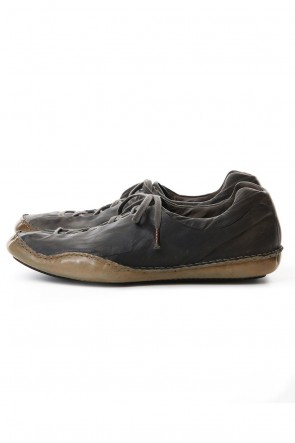 EMATYTE 20SS Sneaker Kangaroo leather Dark Green