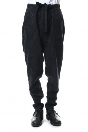 Hannibal 18-19AW Trousers haymon