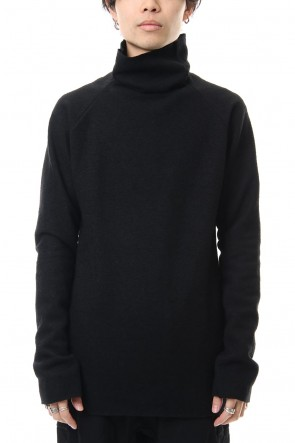 WARE 19-20AW W/P Bottle Neck Knit