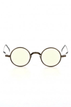 RIGARDS 21SS UW0003 UMA WANG x RIGARDS The Victorian Copper / Gray Patina Clear Lens