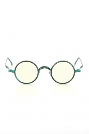 RIGARDS 21SS UW0003 UMA WANG x RIGARDS The Victorian Copper / Jade Patina Clear Lens