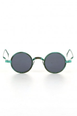 RIGARDS 21SS UW0003 UMA WANG x RIGARDS The Victorian Copper / Jade Patina Sun Lens