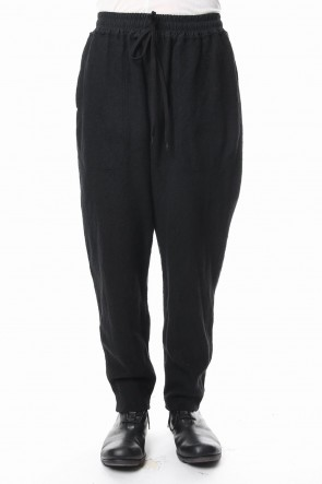The Viridi-anne 18-19AW Contraction easy pants