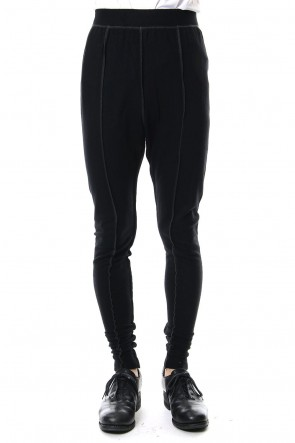 The Viridi-anne 18-19AW Super 140 Jersey Stitch Leggings